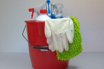 Milieuvriendelijke schoonmaakmiddelen worden veel verkocht