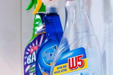 Biologisch afbreekbare schoonmaakmiddelen